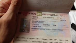 Rusya'dan radikal vize adımı