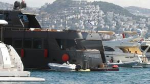 Arda Turan'ın beş yıldızlı teknesi