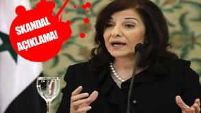 Esad'ın danışmanından skandal açıklama