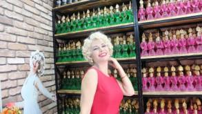 Logodaki fotoğrafın Marilyn Monroe olmadığını ispat için mahkemeye başvurdu