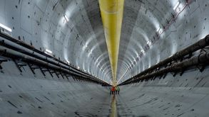 Büyük İstanbul Tüneli için geri sayım başladı...