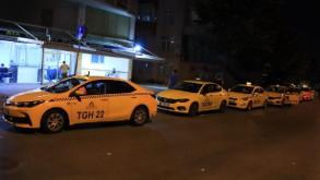 İstanbul'da yeni taksi plakası ihalesi yapılacak