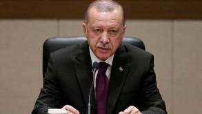 Erdoğan'dan deprem paylaşımına sert tepki
