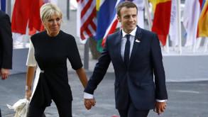 Avrupa'da alarm! Macron'un eşi de karantinada