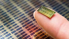 Kilogram değeri 2 milyon dolar olan lazer çipi ihracat yolunda
