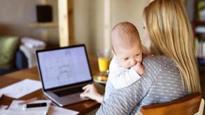 Çalışan anneye en az 9.299 TL ödeme
