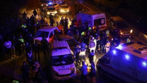 Ankara'da feci olay: 5'i polis, 7 yaralı