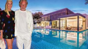 Adnan Şen evini 75 milyon dolara satıyor