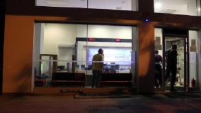 Ankara'da gece yarısı banka soygunu