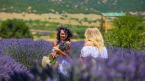 Lavanta köyü güzelleri