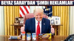 Trump'ın Oval Ofis'ten yaptığı reklam paylaşımı tepki çekti