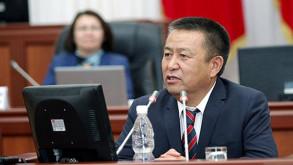 Kırgızistan eski Meclis Başkanı: Beni Türkiye'ye kaldırın