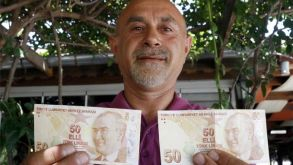 50 TL'ye 75 bin lira teklif ettiler fakat satmadı