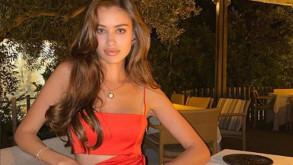 Dünyaca ünlü model İzmir'de saldırıya uğradı