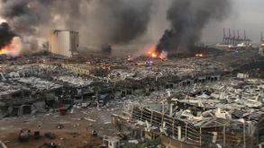 Türk Büyükelçi Çakıl, Beyrut'u yıkan patlamayı anlattı