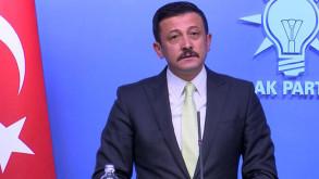 AK Parti Genel Başkan Yardımcısı Dağ'dan seçim açıklaması