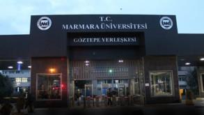 Marmara Üniversitesi'nde skandal!