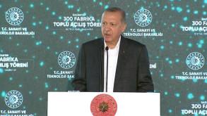 Erdoğan'dan özel sektöre tam destek