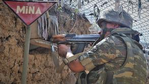 Azerbaycan ordusu kritik noktayı işgalden kurtardı