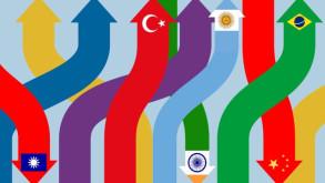 Dev bankalar uyardı: Gelişmekte olan ekonomiler uçurumun kıyısında