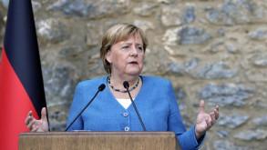 Almanya'dan Merkel'in Türkiye ziyareti paylaşımı
