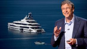 Bill Gates'ten Türkiye ziyareti
