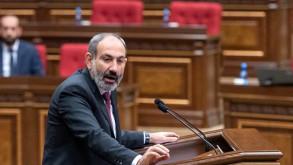 Paşinyan'dan veto kararına tepki