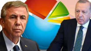 Erdoğan'la yarışta Mansur Yavaş öne çıkıyor