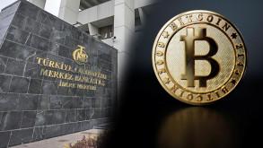 TCMB kararı, Bitcoin ve ABD'deki hisseleri düşürdü