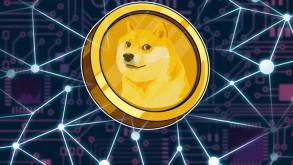 Dogecoin'in toplam değeri 50 milyar dolara ulaştı