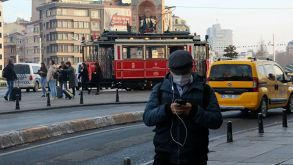 İstanbul'da son bir haftada vaka sayılarında azalma kaydedildi