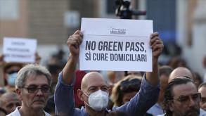 İtalya'da 'Yeşil Geçiş'e öfkenin dozu arttı