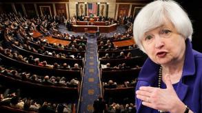 Yellen'dan Kongre'ye son uyarı: Borç limitini yükselt