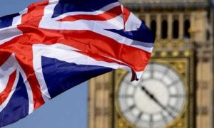 İngiltere'nin kamu borçlanması 40,3 milyar sterline yükseldi