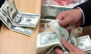 Vatandaşların dolar birikimleri 21 milyon dolar azaldı