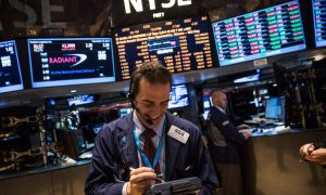 New York Borsası yükselişle açıldı