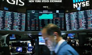 New York borsası ticaret gerginliğindeki artışla düştü