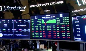 New York borsası haftanın son günü yükselişle kapadı