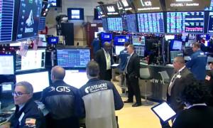 New York borsası Fed öncesi sınırlı düşüşle kapandı