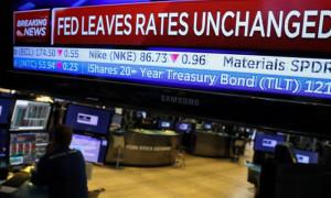 ABD borsaları finans sektörü hisselerindeki satışlarla düştü