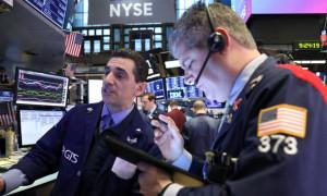 ABD borsaları haftanın son günü sert düştü