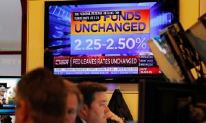New York borsası Fed kararı sonrası yükselişle kapandı