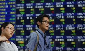 Powell'ın konuşması öncesinde Asya piyasaları yükseldi