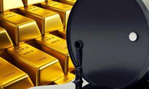 Küresel durgunluk endişesiyle petrol düştü, altın yükseldi