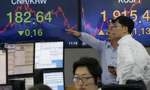 Asya piyasaları hafif kazanca yöneldi