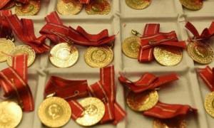 Gram altın 505 lira seviyelerinde