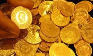 Gram altın 461 lira seviyelerinde