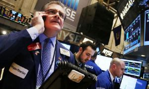 New York Borsası haftanın son gününü rekorlarla kapadı