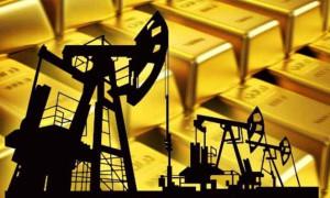 Altın yükseldi, petrol düştü