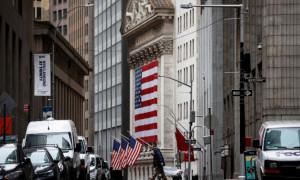 New York borsası günü ekside kapadı